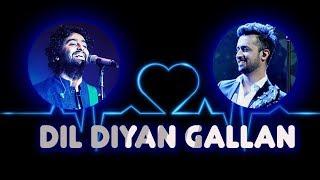 Gambar cover Dil Diyan Gallan - Live | Arijit Singh | Atif aslam | Tiger Zinda Hai | Chandigarh