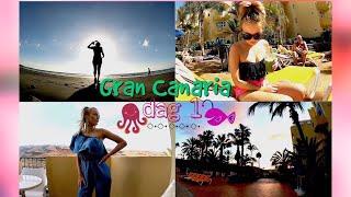 Gran Canaria   dag 1
