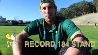 George Worker Ford Trophy 181 & career best bowling