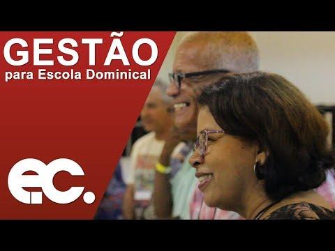Gestão para Escola Dominical | Minicurso