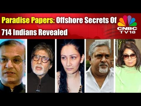 Paradise Papers: Offshore Secrets Of 714 Indians Revealed