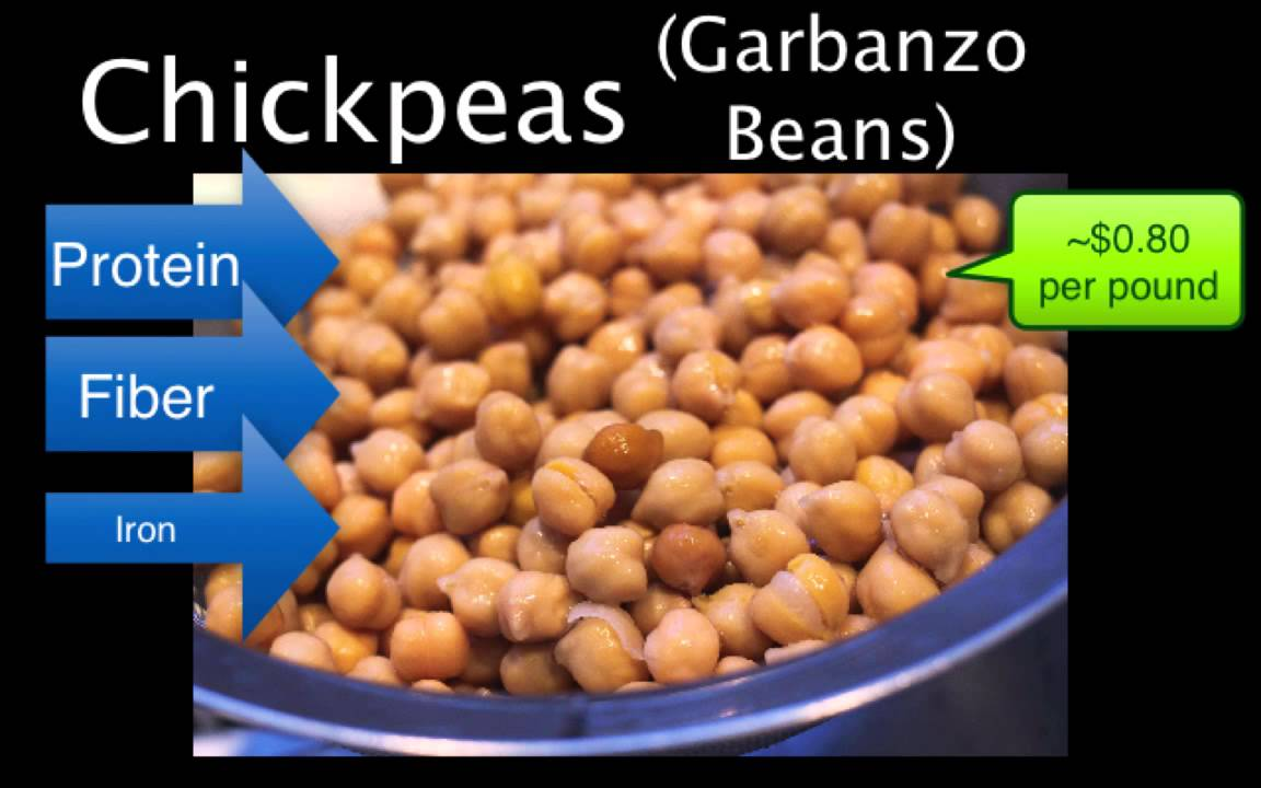 What is chickpea 65