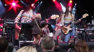 The Beaches - Late Show - Riverside Park - Guelph - Aug 24 2017
