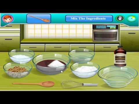 เกมส์ทําอาหาร Saras Cooking Class Brownies