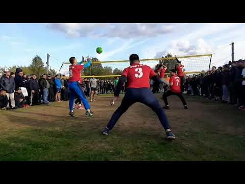 Волейбол:Салам-Алик айыл өкмөтү