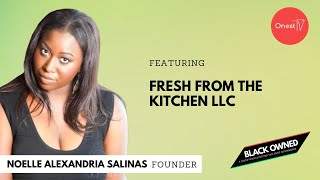 Black Owned • S1 E9 Fresh From The Kitchen Catering