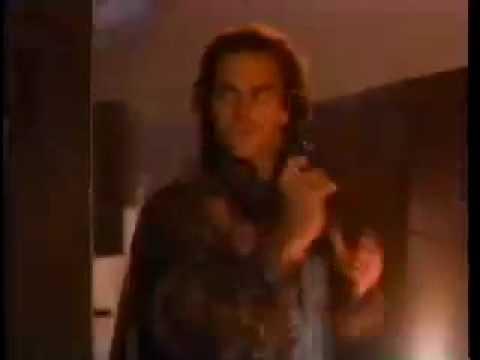 Jeff Fahey is Parker Kane. 1990 TV movie promo