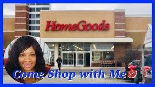 HomeGoods Spring 2019 Come Shop with Me: HomeGoods Spring Home Decor