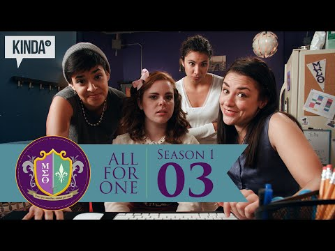 "All For One | Episode 3 | ""A Meeting of Minds"""