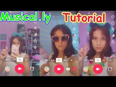 MUSICALLY TUTORIAL in my ROOM!