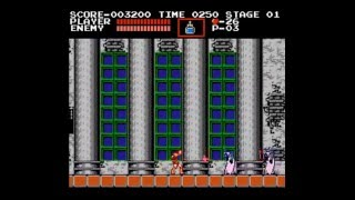 Castlevania- NES one credit clear (no death)