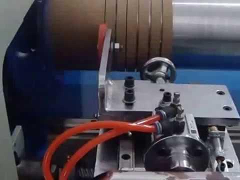 paper corn cutting machine