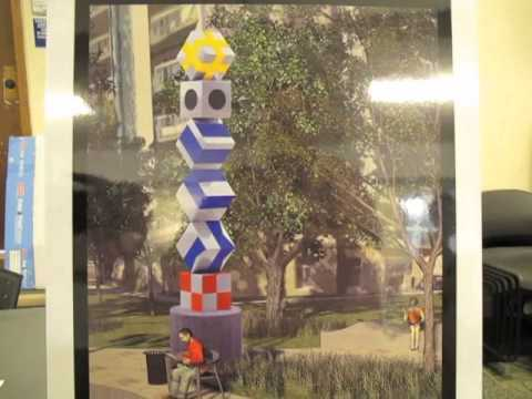 Big Beat: Rideau Street outdoor art proposals - Ottawa, Canada