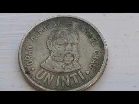 Old Peru Coin