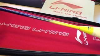 Обзор ракетки для бадминтона Li-Ning Windstorm 600