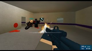 Roblox Phantom Forces - How NOT To Use the MP5