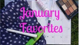 January Favorites! Thumbnail