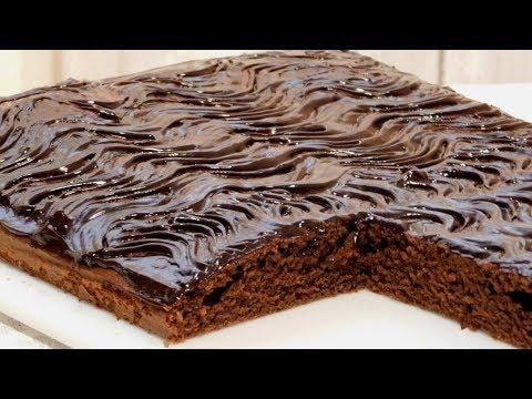 Супер вкусный Шоколадный пирог, без заморочек!!