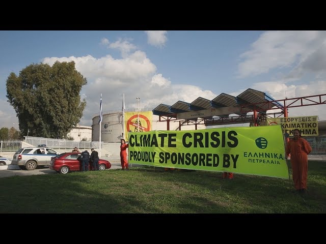 <span class='as_h2'><a href='https://webtv.eklogika.gr/diamartyria-tis-greenpeace-stis-egkatastaseis-ton-elpe-ston-aspropyrgo' target='_blank' title='Διαμαρτυρία της Greenpeace στις εγκαταστάσεις των ΕΛΠΕ στον Ασπρόπυργο'>Διαμαρτυρία της Greenpeace στις εγκαταστάσεις των ΕΛΠΕ στον Ασπρόπυργο</a></span>