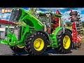 LS19 XXL Farm 2 #43: Der neue JOHN DEERE 8300: Krasser Sound und viel Power! FARMING SIMULATOR