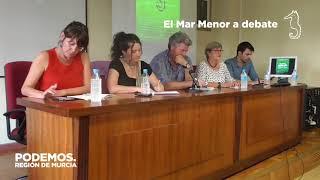 El Mar Menor a debate ¿Aprueba o suspende?
