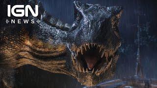 Jurassic World: Fallen Kingdom Jumps Off to $15.3 Million Start - IGN News thumbnail