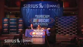 Tony Stewart at the Stewie Awards // SiriusXM // NASCAR Radio