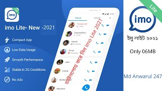 How To Download imo Lite 2021 in free. imo Lite - New2021 Superfast Free calls & just 6MB screenshot 1