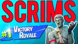 🔴 CUSTOM SCRIMS w/ VIEWERS! / Fortnite Xbox Live