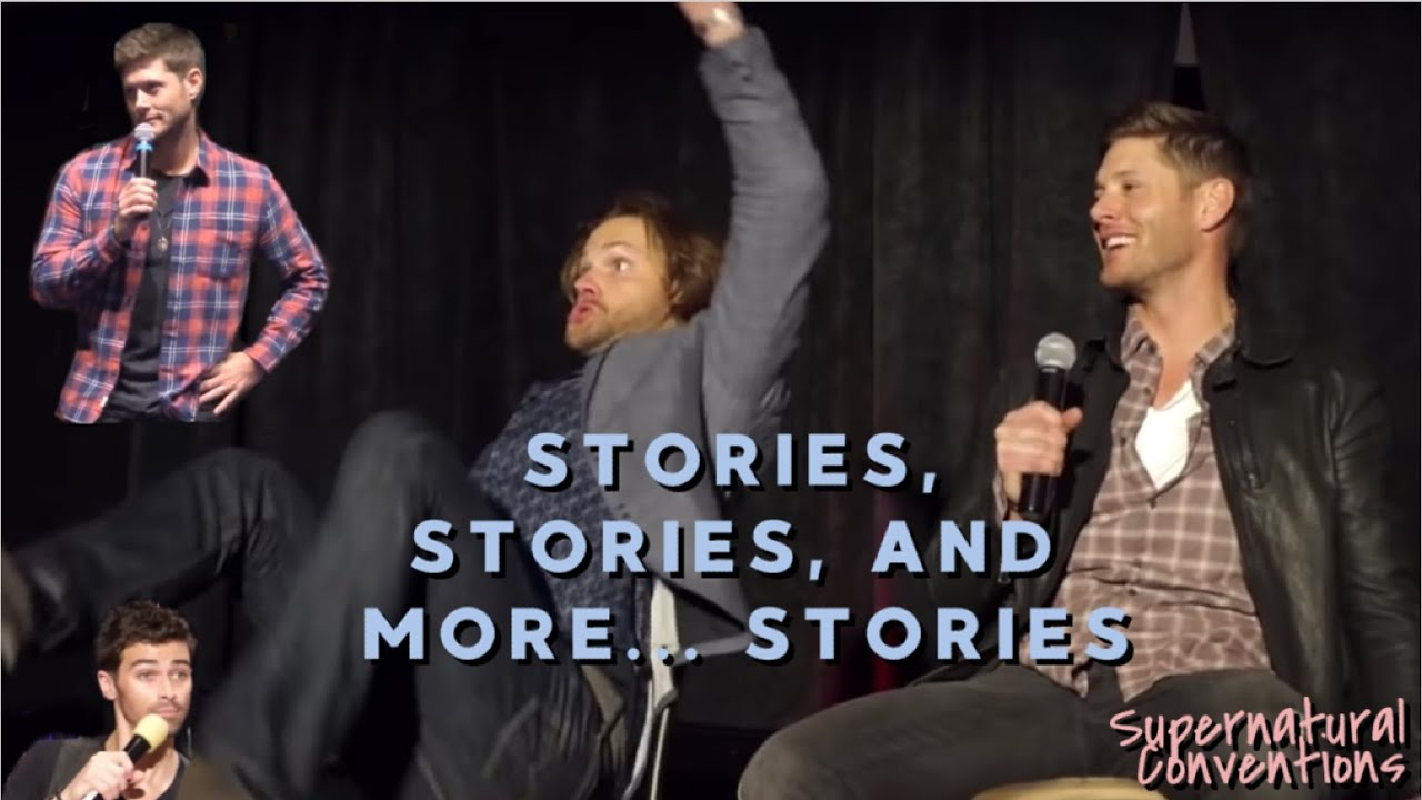 Stories, Stories, and more... Stories