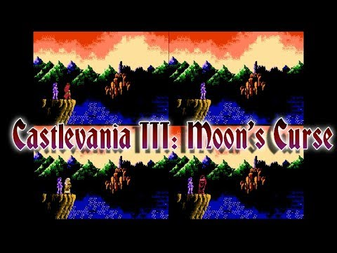 Castlevania III: Moon's Curse - Final Boss with CotM Characters (Hack rom v1.0 U) [WIP]
