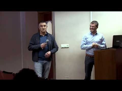 Presentation. Strategic marine research lines(...)