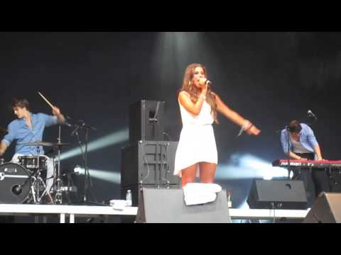 Sarah Engels Calw Turn up the Night und Call my name