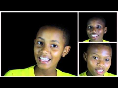 NITAKUTUKUZA MUNGU by Star High School - Song by Teilo M. LWANDE, AJ (Official 720p HD Music video)