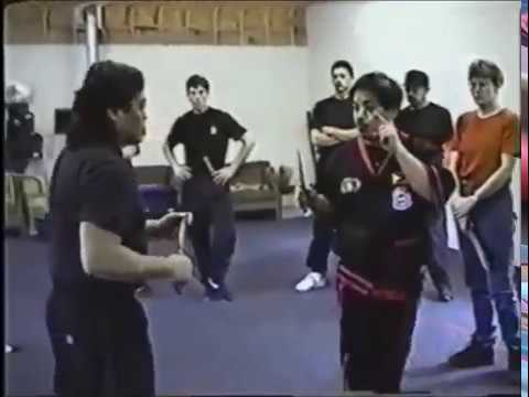 Doce Pares Knife Fighting   Intro
