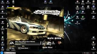 Repeat youtube video need for speed most wanted - window mode
