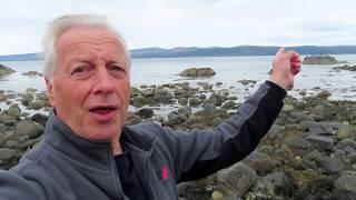Arran 2019 Holiday: Day 4 Pirnmill, Catacol, Lochranza and North Sannox