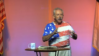 """Sermon Only """"Something New"""" Mark 2:18-22, July 4 2021"""