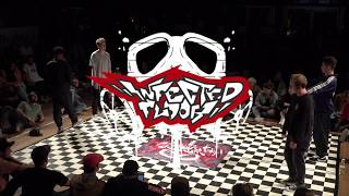 Infected Floor Battle 2017 The Battle in middle of the Alps Winner:...