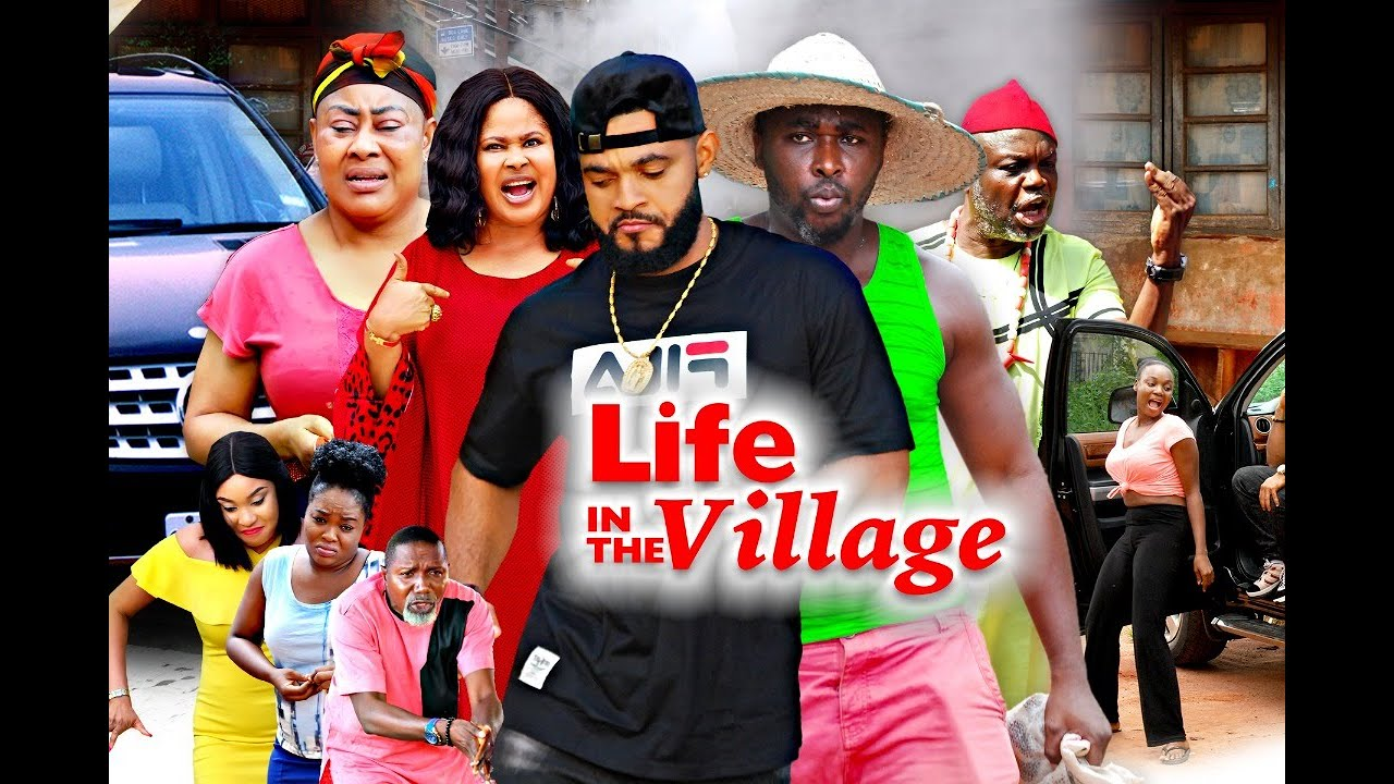 Download LIFE IN THE VILLAGE SEASON 8 - (New Movie) 2020 Latest Nigerian Nollywood Movie