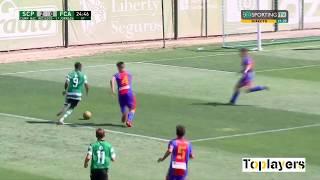 Sporting CP VS Alverca - U15 - Isnaba Mané - 26/08/2018 - Toplayers