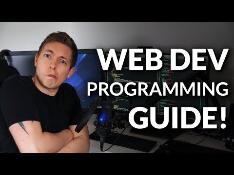 How to create a website? - Web development tutorial for beginners