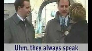 Real English® 13a - Subtitled, Long version - What are the Americans like?