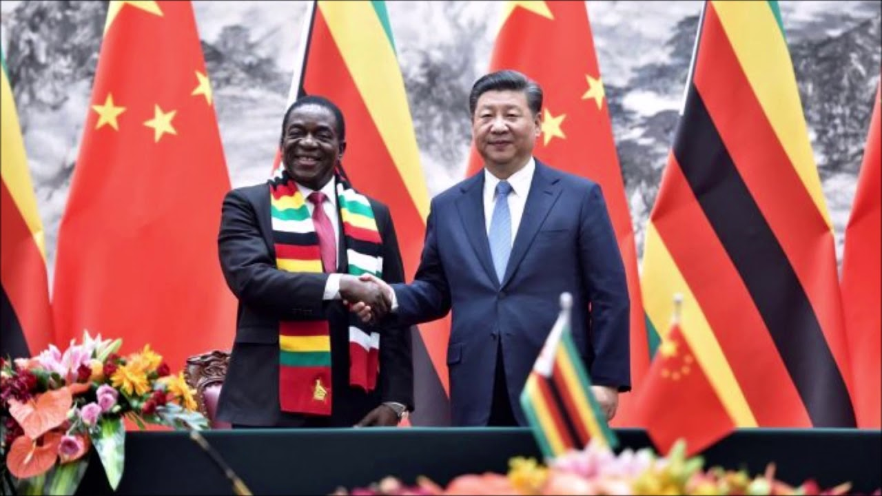 China Printing New Zimbabwe Currency In Exchange For Oil & Diamonds