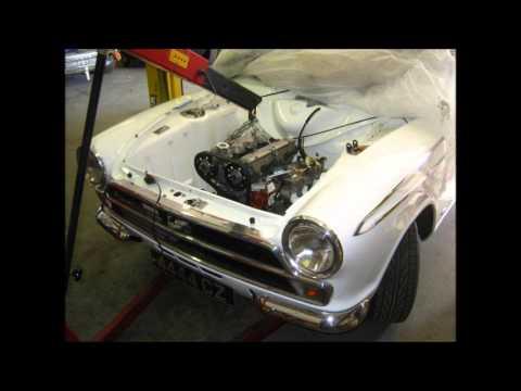 GC engine for a Fiat 2 liter Mk1 Cortina