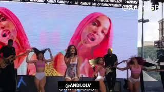 Banana - Anitta Feat. Becky G | Virada Cultural SP 2019