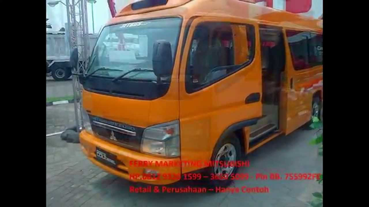 MITSUBISHI COLT DIESEL CANTER READY YouTube