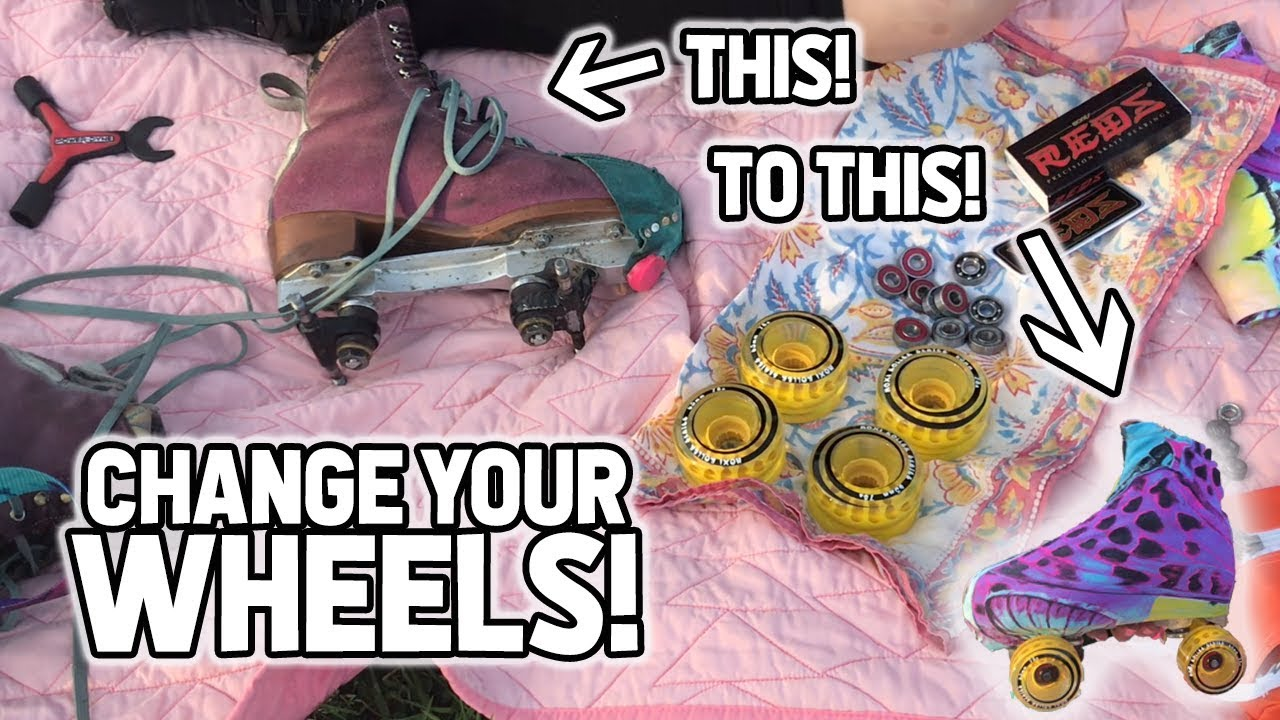 How To Change Your Wheels Planet Roller Skate Youtube Learn to roller skate with us, explore and shop a wide selection of roller skates, wheels, skate a fantastic skate for new and experienced skaters alike. how to change your wheels planet roller skate