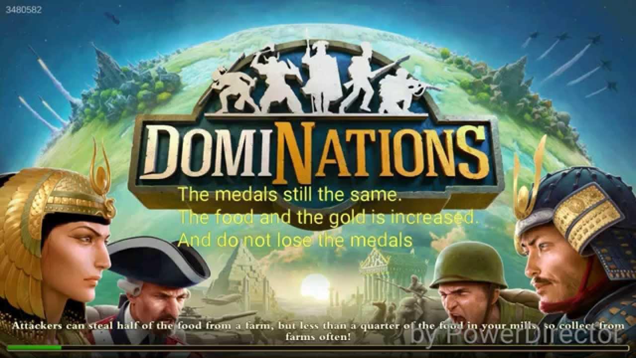 Uniform domination free videos