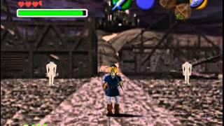 Zelda Ocarina of Time Curiosidades y Secretos (Loquendo)